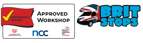 Fully UK Approved Workshop & Member of Caravan Club