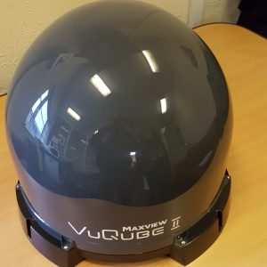 Vuqube II portable & roof mount satellite system
